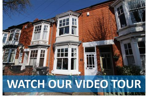 3 bedroom townhouse for sale - Harrow Road, Leicester, Leicestershire, LE3