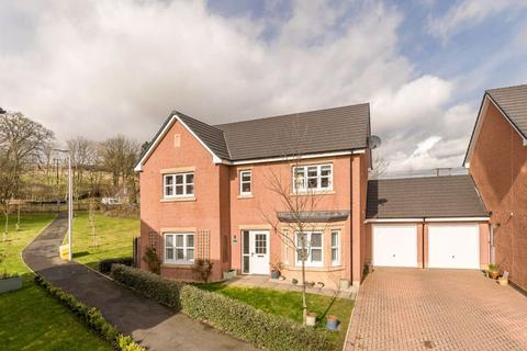 4 bedroom detached house for sale - 15 Standalane View, Peebles, EH45 8LS