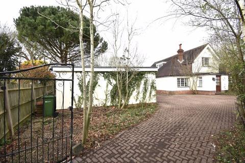 3 bedroom property with land for sale - BOOKHAM VILLAGE - BUILDING PLOT