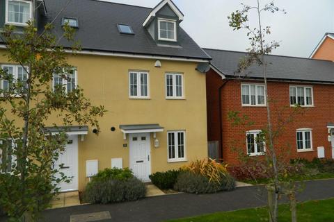 3 bedroom terraced house to rent - Pinhoe