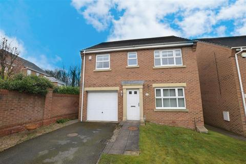 4 bedroom detached house for sale - Wilbrook Rise, Barnsley