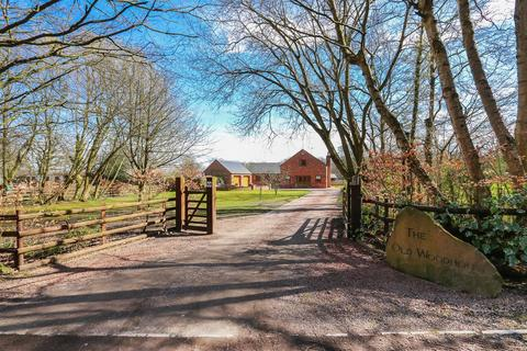 5 bedroom detached house for sale - The Old Woodhouse, Hardwick Wood, Wingerworth, Chesterfield, S42 6RH