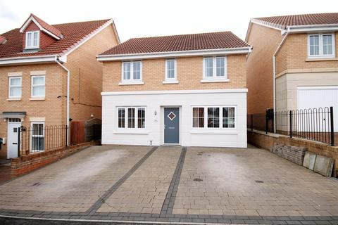 4 bedroom detached house for sale - Holly Crescent, Sacriston, Durham