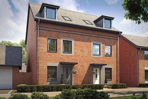 3 bedroom semi-detached house for sale - Plot 159, Norbury at Minerva, Off Tithebarn Lane, Exeter, EXETER EX1