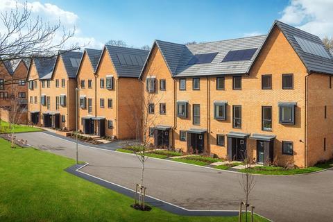 4 bedroom terraced house for sale - Plot 94, Peechtree at Gillies Meadow, Divot Way, Basingstoke, BASINGSTOKE RG24
