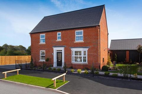 4 bedroom detached house for sale - Plot 208, LAYTON at Highfields, Alton Way, Littleover, DERBY DE23