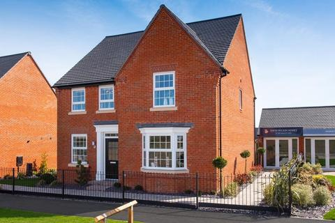 4 bedroom detached house for sale - Plot 209, HOLDEN at Highfields, Alton Way, Littleover, DERBY DE23