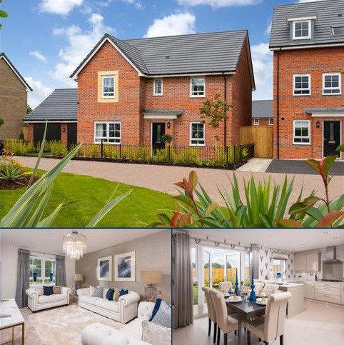5 bedroom detached house for sale - Stretton Road, Stretton, WARRINGTON