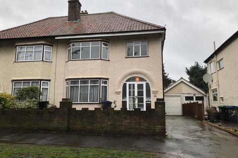 3 bedroom semi-detached house for sale - Elgar Avenue, Surbiton, KT5