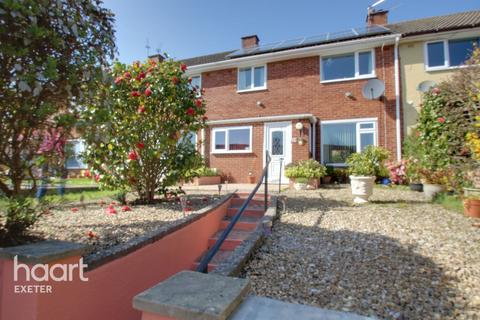 3 bedroom terraced house for sale - Pellinore Road, Exeter