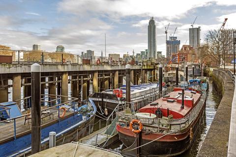 3 bedroom houseboat for sale - Nine Elms Pier, Nine Elms SW11