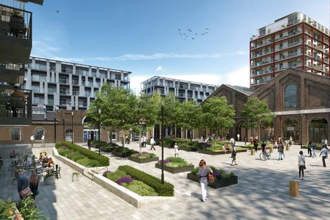 2 bedroom flat for sale - 1.0.4 Building 10 - Royal Arsenal Riverside, Plumstead Road, Woolwich, London, SE18