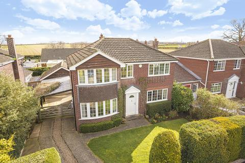 4 bedroom detached house for sale - Pinfold Close, Bickerton, Wetherby, LS22 5JW