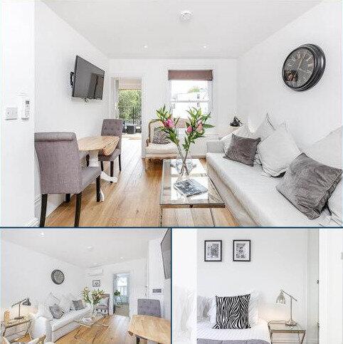 1 bedroom flat to rent - Harwood Road, Fulham, London, SW6
