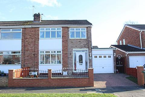 3 bedroom semi-detached house for sale - Fuller Crescent, Norton, Stockton-On-Tees, TS20
