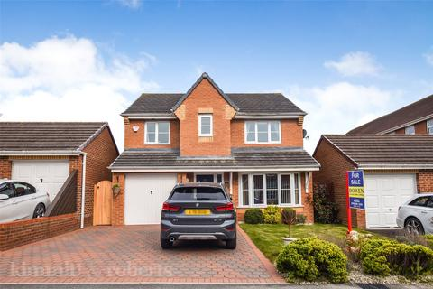 4 bedroom detached house for sale - Douglas Way, Murton, Seaham, Durham, SR7