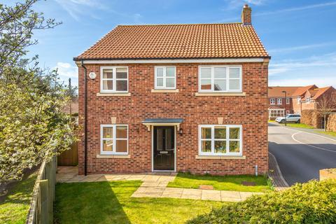 4 bedroom detached house for sale - Dunelm Farm Close, Riccall, York, YO19