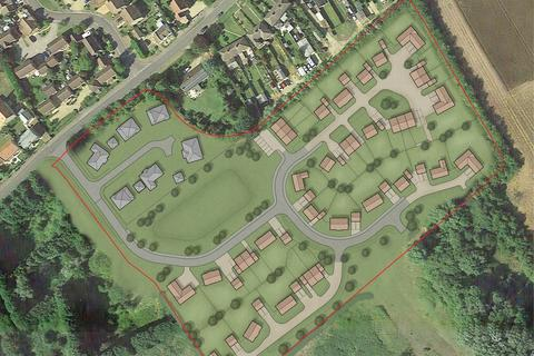 Residential development for sale - Off Stowe Road, Langtoft