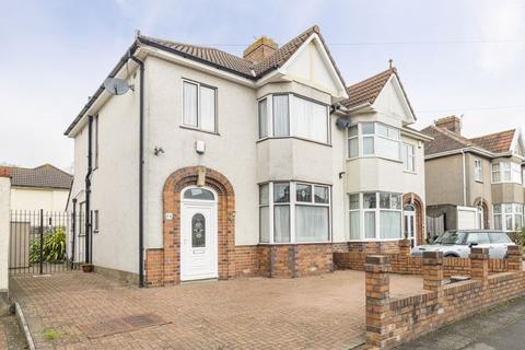 3 bedroom semi-detached house for sale - Weston Crescent, Bristol