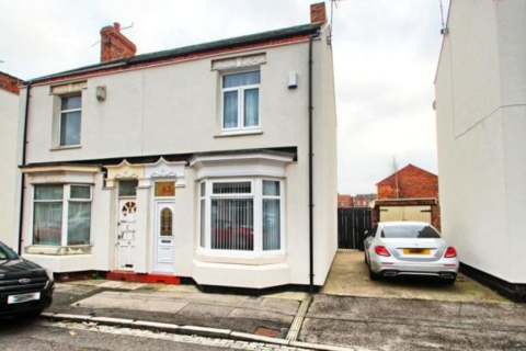2 bedroom terraced house to rent - Marlborough Road, Oxbridge , Stockton-on-Tees, Cleveland, TS18 4DB
