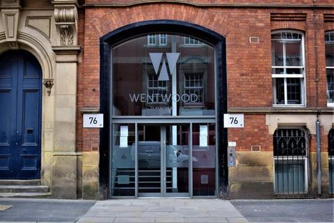 2 bedroom penthouse for sale - The Wentwood, Newton Street, Manchester City Centre, M1