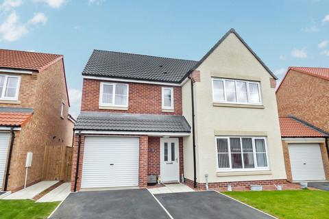 4 bedroom detached house for sale - Sculptor Crescent, Low Hartburn, Stockton-on-Tees, Cleveland, TS18 3WD