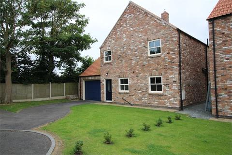 4 bedroom detached house for sale - Plot 3 Manor Garth, School Lane, Holmpton, East Riding of Yorkshire