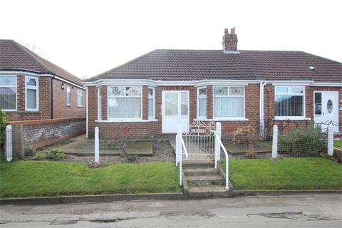 2 bedroom semi-detached bungalow for sale - Manor Road, Preston, East Riding of Yorkshire