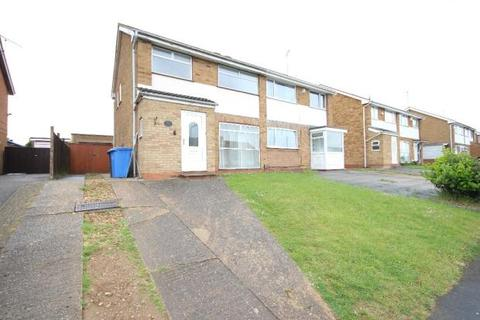 3 bedroom semi-detached house to rent - st. john road, kettering NN15