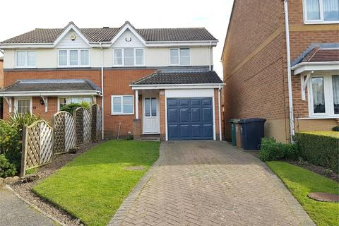 3 bedroom semi-detached house to rent - The Beehives, Newhall, Swadlincote, Derbyshire