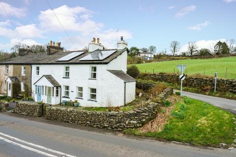 2 bedroom end of terrace house for sale - 1 Sunny Point Cottage, Crook, Kendal, Cumbria, LA8 8LB