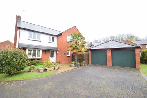4 bedroom detached house for sale - 3 Island Farm Close, Bridgend, Bridgend County Borough, CF31 3LY