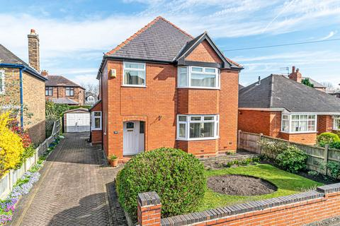 3 bedroom detached house for sale - St. Annes Avenue, Grappenhall, Warrington
