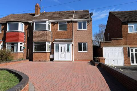 4 bedroom semi-detached house for sale - 35 Canberra Road, Walsall