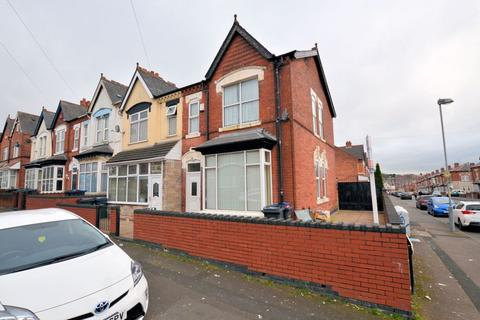 3 bedroom end of terrace house for sale - Rotton Park Road, Edgbaston