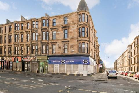 3 bedroom flat for sale - Whitevale Street, Glasgow, Lanarkshire, G31 1QW