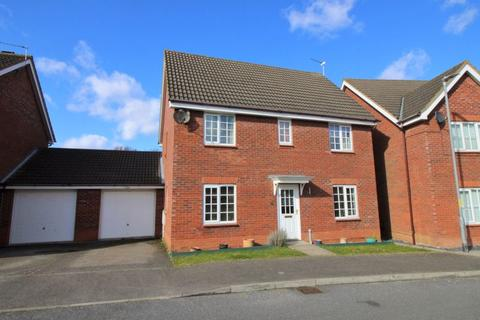 4 bedroom detached house for sale - Skippon Way, Thorpe St Andrew, Norwich