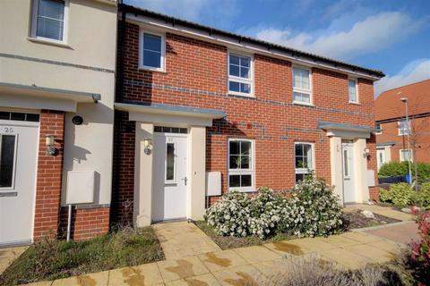 2 bedroom terraced house for sale - Quicksilver Street, Worthing, West Sussex, BN13
