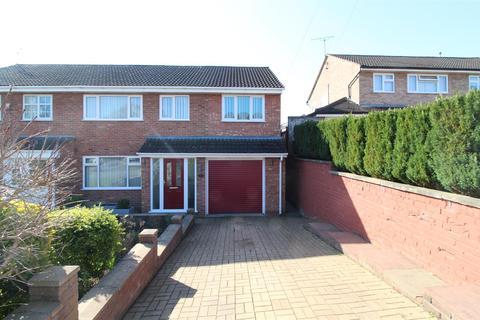 4 bedroom semi-detached house for sale - Coseley Avenue, Telford Estate, Shrewsbury