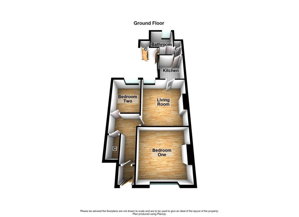 Floorplan: Lansdowne terrace