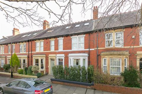4 bedroom terraced house to rent - Albury Road, High West Jesmond, Newcastle upon Tyne