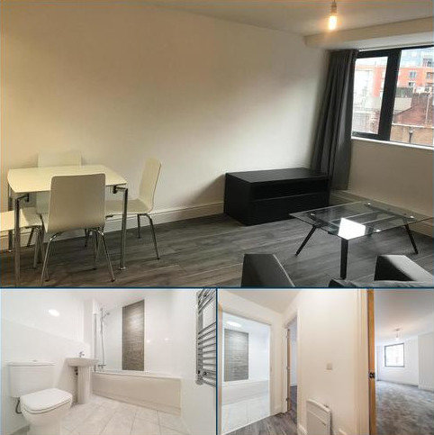 2 bedroom apartment to rent - Queens House, City Centre, S1