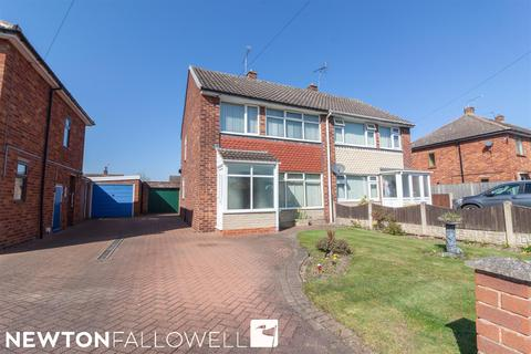 3 bedroom semi-detached house for sale - Monckton Road, Retford