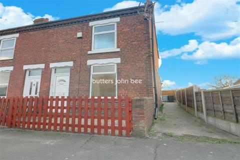 2 bedroom end of terrace house to rent - Booth Lane, Middlewich