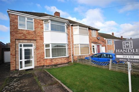 3 bedroom semi-detached house to rent - Harrow Road, Leamington Spa, Warwickshire, CV31