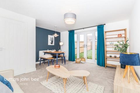 3 bedroom semi-detached house for sale - Samuel Broadhurst Place, Shavington, Crewe