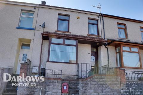 2 bedroom terraced house for sale - Pontypridd