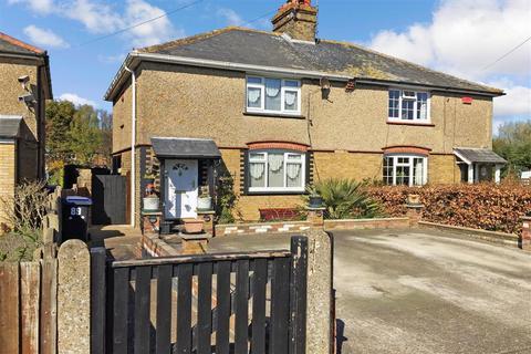 2 bedroom semi-detached house for sale - Margate Road, Herne Bay, Kent