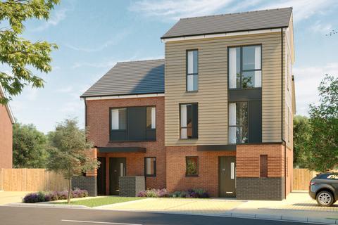 3 bedroom end of terrace house for sale - Plot 2, Warners End, Hemel Hempstead HP1