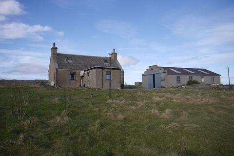 1 bedroom detached house for sale - Stanning Stone, Flotta, Orkney KW16 3NP